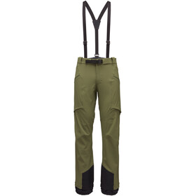 Black Diamond M's Dawn Patrol Pants Burnt Olive